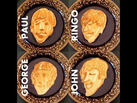 Beatles Pancakes