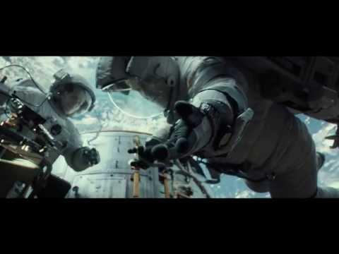 映画『ゼロ・グラビティ』予告1【HD】 2013年12月13日公開
