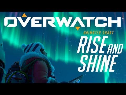 """オーバーウォッチ: 短編アニメーション""""Rise and Shine"""""""