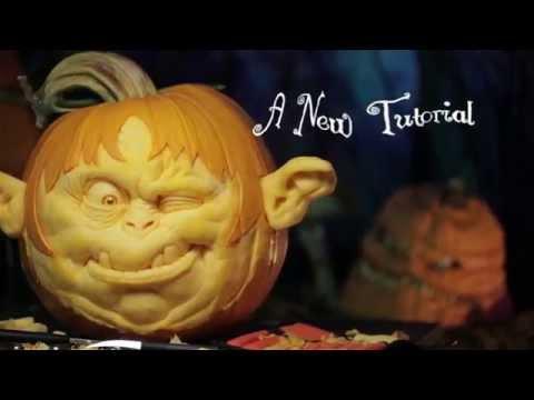Villafane Studios Troll Pumpkin Tutorial Promo