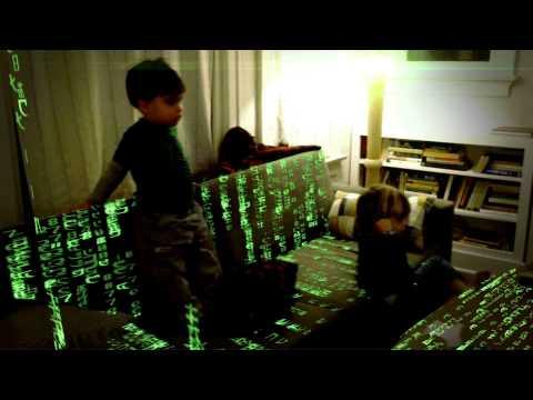 Kids in the Matrix