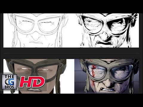 """CGI Animated Breakdowns : """"Paths of Hate"""" by Platige Image"""