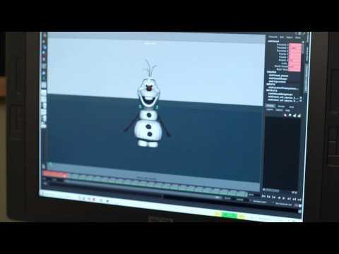MediaMagik on the set of Disney's Frozen (Part 2)