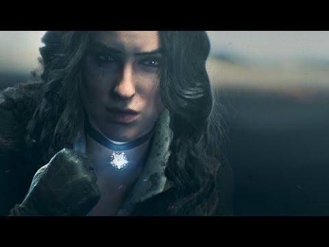 PS4/Xbox One ウィッチャー3 ワイルドハント オープニングムービー