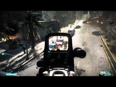 Battlefield 3 Fault Line Gameplay Trailer Episode III: Get that Wire Cut