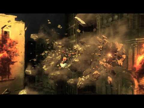 Ultimate Marvel vs Capcom 3 CG Trailer