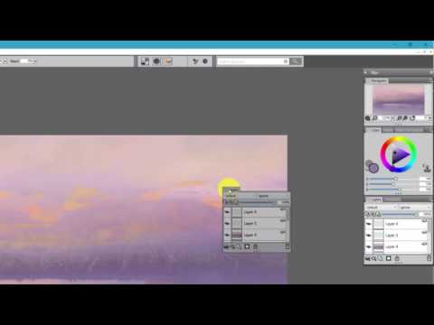 Palette Drawers featuring Skip Allen