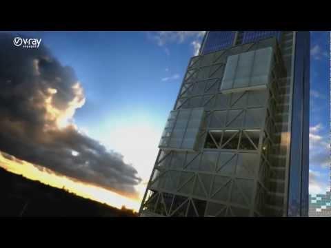 V-Ray Architectural Demo Reel 2012