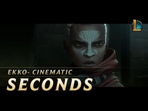 Ekko: Seconds | New Champion Teaser - League of Legends