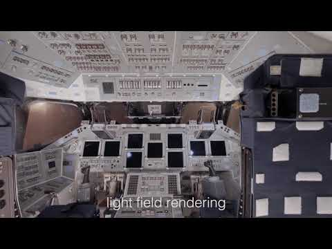 A System for Acquiring, Processing, and Rendering Panoramic LightField Stills for Virtual Reality