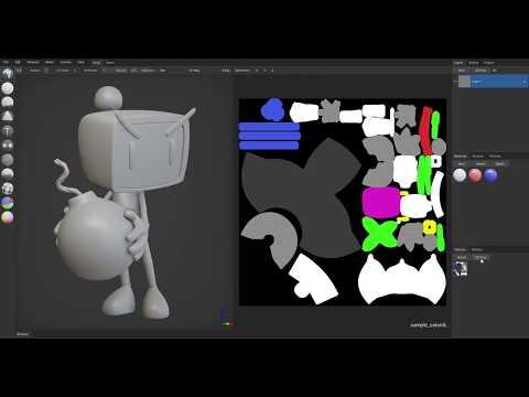 ColorID Tool | ArmorPaint