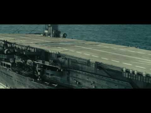 映画『永遠の0』VFXメイキング(1)巨大航空母艦「赤城」