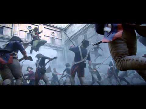 アサシン クリード ユニティ E3 2014 トレーラー
