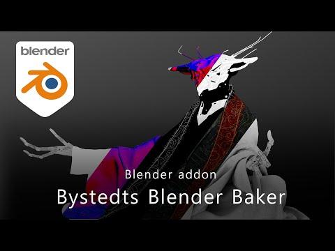 Bystedts Blender Baker trailer