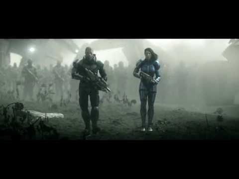 Mass Effect 3 - Take Earth Back trailer by Digic Pictures