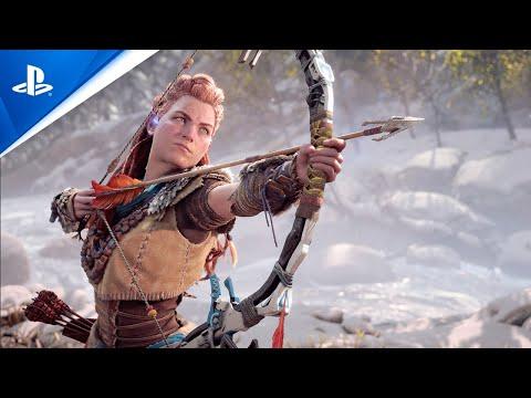 Horizon Forbidden West - Announcement Trailer | PS5