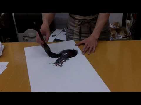 Japanese Dragon Painter