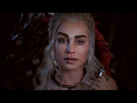Realtime character :Khaleesi Unreal engine 4