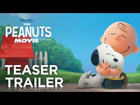 The Peanuts Movie | Teaser Trailer [HD] | Fox Family Entertainment