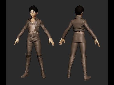 Comicon 2014   Eren   02   Cloth