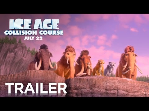 Ice Age: Collision Course   Official Trailer [HD]   Fox Family Entertainment