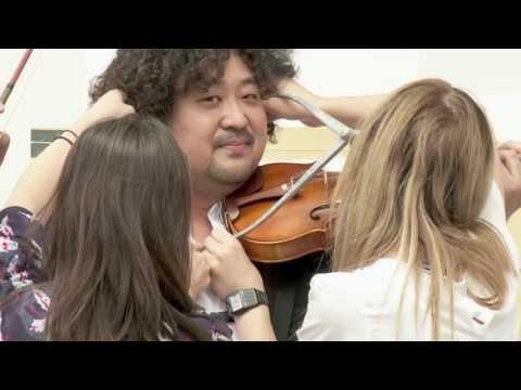 【マダム・タッソー】葉加瀬太郎 等身大フィギュアのメイキングビデオ/The making of the Taro Hakase Madame Tussauds Figure