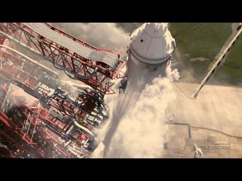 Men In Black 3: Re-creating Cape Canaveral Shot-Build