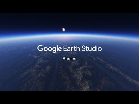 Google Earth Studio - Basics