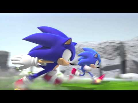 Sonic Generations - The Lost CG Intro - Extended Edition 4.0