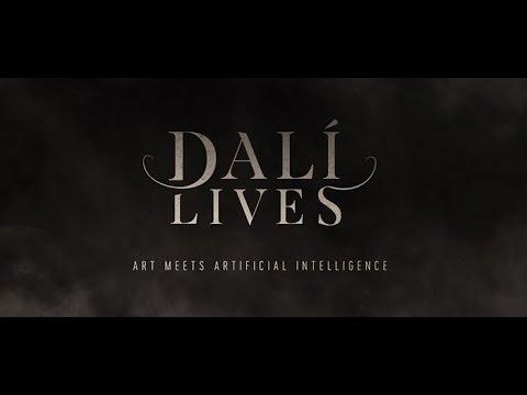 Dali Lives – Art Meets Artificial Intelligence