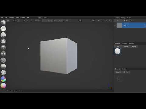 Scale UI | ArmorPaint