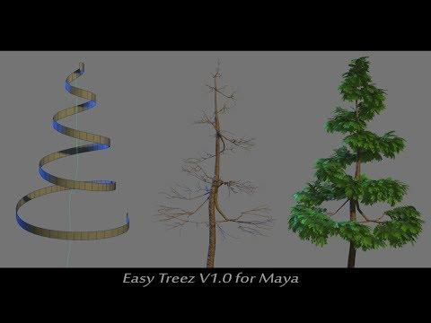 Easy Treez V1.0 demo