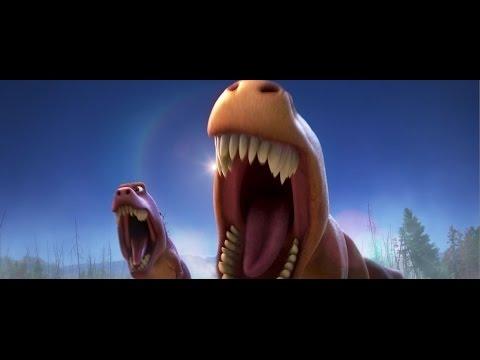THE GOOD DINOSAUR   Trailer UK   Official Disney UK