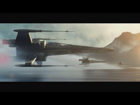 The Force Awakens Teaser Scene Remake / VFX Breakdown (2015) [HD]