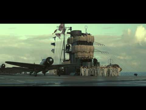 映画『永遠の0』VFXメイキング(2)赤城から出撃する零戦
