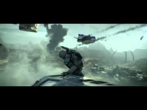 PlanetSide 2 Blur Trailer - Death is No Excuse