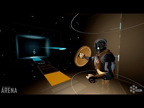 'Project Arena' is a Tron-like VR eSport for Oculus Touch and HTC Vive