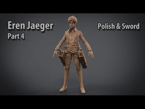 Comicon 2014   Eren   04   Polish & Swords