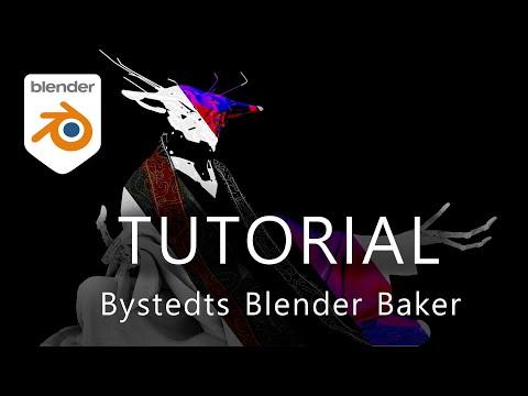 Bystedts Blender Baker tutorial