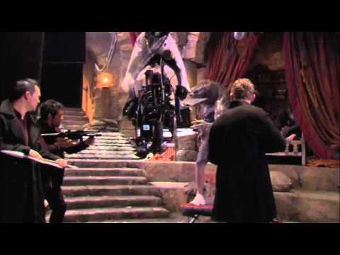 Underworld: Awakening - Behind the Scenes [part 4]