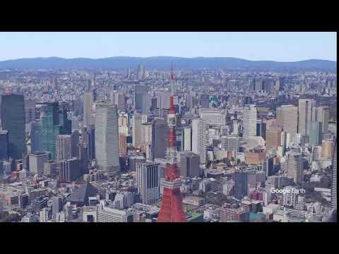 Google Earth Studio触ってみた