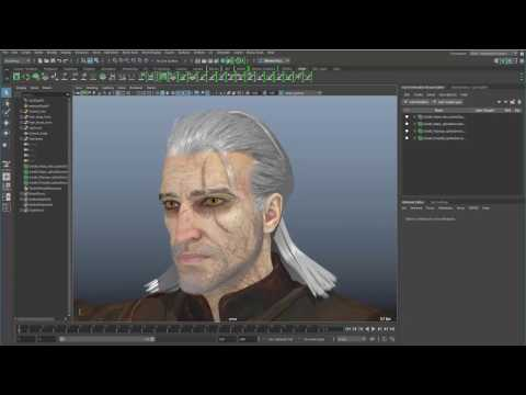 Interactive Grooming for Game Character Hair