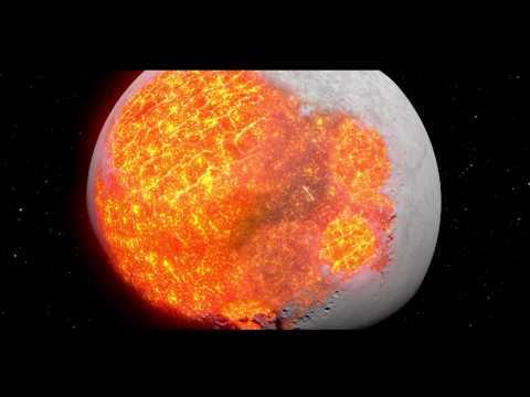 NASA | Evolution of the Moon