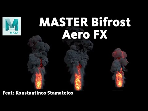 Bifrost Master Class: Getting started with the Aero Solver - Part 1