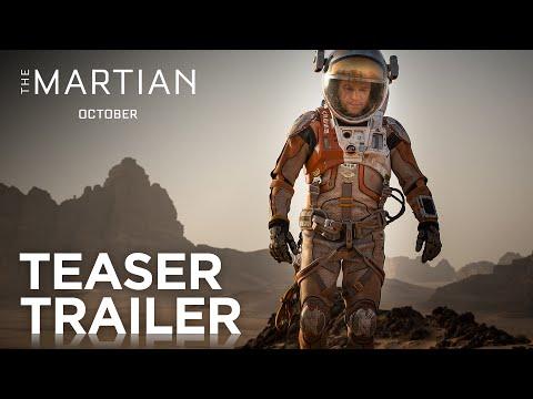 The Martian | Teaser Trailer [HD] | 20th Century FOX