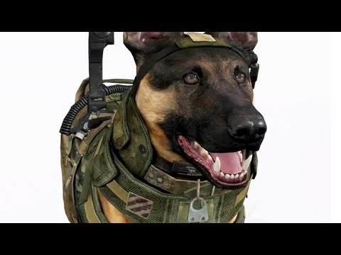 Call of Duty Ghosts Making-of