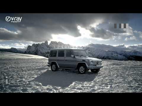 V-Ray Automotive Demo Reel 2011