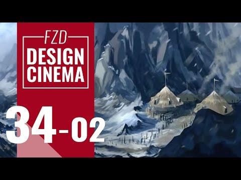 Design Cinema – EP 34 - Photoshop & Wacom Basics Part 02