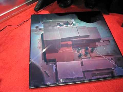 Autodesk University - Zebra Imaging's mind-blowing holographic sheets