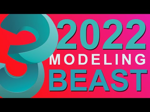 3ds Max 2022 / ALL New Features!